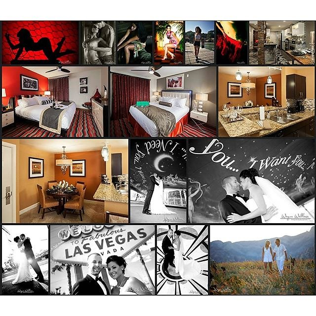 Just a little collage of my work #vegasphotographer #vegas #photography #photographer #vegasbabby