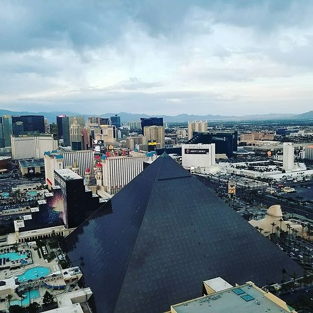 Heres some pics from the top of #Delano in #vegas #skyfall was doing #photography and #video for a #birthday party last night